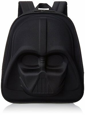 NEW Star Wars 3D shape shoulder bag backpack schoolbag stormtrooper Darth Vader