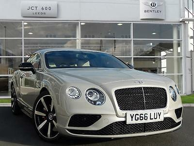 2016 Bentley Continental GT V8S Mulliner Driving Specification. VAT Qualifying A