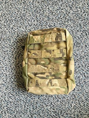Paraclete Upright GP Pouch Molle CRYE Multicam