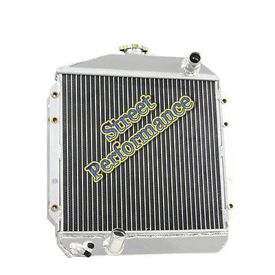 Hot For Yanmar 2202 2301 2310 2420 129350-44500 2001 2010 2020 Top 3Row Radiator