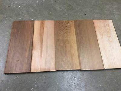 Red Western Cedar Timber Cladding (New) and Softwood Cladding (Used)