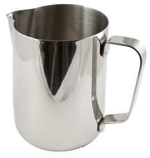 Barista milk frothing stainless steel jug 1ltr FOAMING JUG