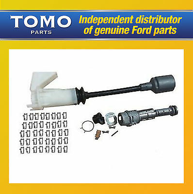 New Genuine Ford Focus/C-max/CC MK2 Bonnet Cylinder Lock Repair Kit 1343577