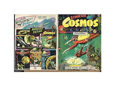 Cosmos - Artima -    N°   43   05/1960  Be/be+