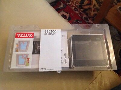 Velux wireless touchscreen control Part 835300 For windows & blinds
