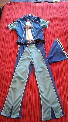 Lazy Town Sportacus Dressing Up Costume/Outfit Age 7/8