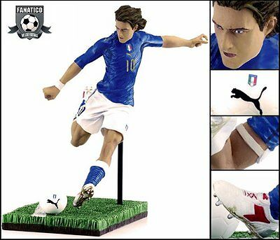 Calciatori Francesco Totti football soccer calcio figure Fanatico16cm Collection