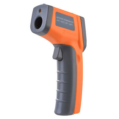 Infrared Thermometer Digital IR Non-Contact Surface Temperature Laser TE638