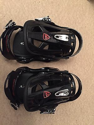 Drake KING Snowboard Bindings, Size L (Suitable For Boot 8+)