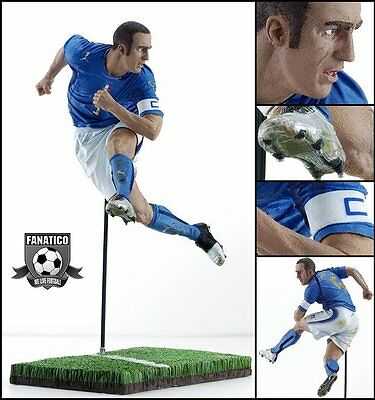 Calciatori Fabio Cannavaro football soccer calcio figure Fanatico16cm Collection