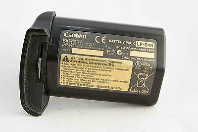 Genuine Canon LP-E4N Battery for EOS 1DX & 1DX Mark II *FREE UK DELIVERY*