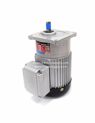 0.2kW 1/4HP Electric Motor Single Phase 240v 1420rpm 4-Pole Gear Motor 78RPM