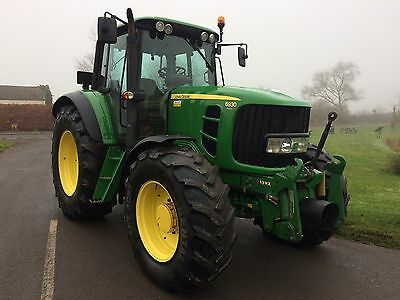 John Deere 6930 Autopower. 1 Owner 7100 Hours, Year 2008. Immaculate