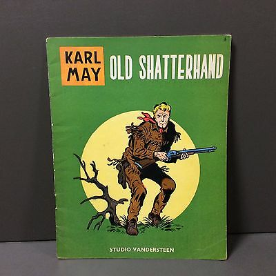 Karl May - Old Shatterhand - 1962 - 1e druk