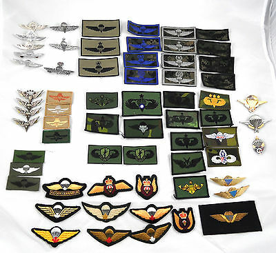 Airborne Wings / Jump Wings / Insignia / Sprungabzeichen Huge Collection