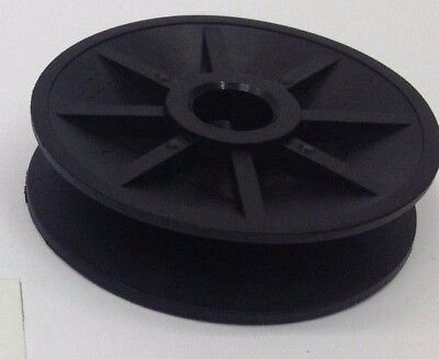 ATCO QUATTRO 19s PETROL LAWNMOWER GEARBOX  PULLEY 122601909//0