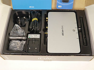 ARCAM rDAC wireless rWave DAC. Complete with its original box. Great condition.