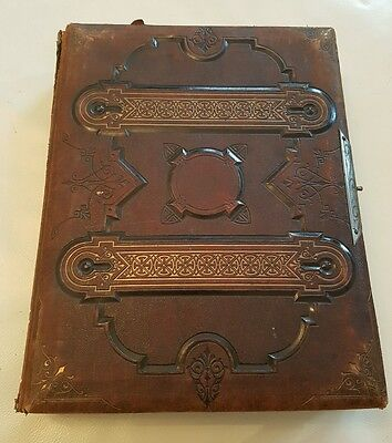Vintage photo Album 143 photos, people, ships,cars,military dress WW1 Era