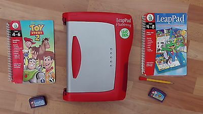 LeapFrog LeapPad Plus Writing with Books & Cartridges