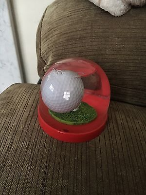 Golf Ball On Tee Puzzle