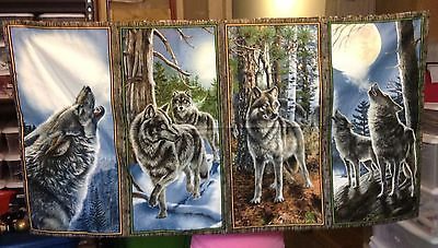 Wolves Wall Hanging