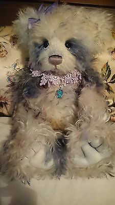 Charlie Bears Symphony Limited Edition Mohair Bear from Isabelle Collection