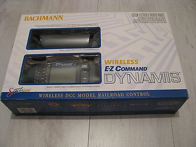 Bachmann E-Z Command Dynamis OO / N Gauge Layout DCC Controller Set - Xmas Gift?