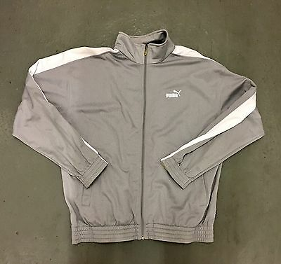 Vintage Puma Athletic Track Suit Size M Pants And Jacket Retro Style