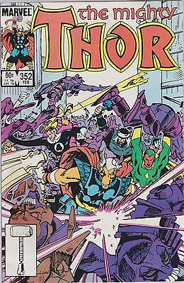 The Mighty Thor #352 Marvel 1985