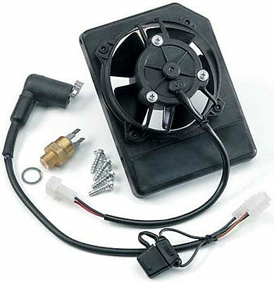 New Ktm Radiator Cooling Fan Kit Exc 400 450 525 01-07 (59035041044)