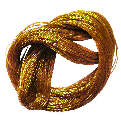 100Yd Strong Stretchy Elastic String Thread Cord For DIY Jewelry Making 1mm