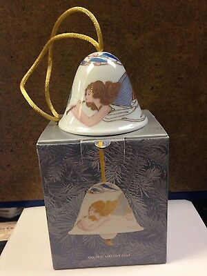 "LLADRO:  ""Angelic Melody Bell""  New In box"
