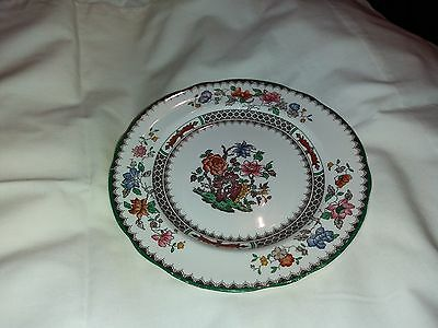 Vintage  Copeland  -  Spode  Chinese  Rose   Side  Plate  -  18 Cm -  H133