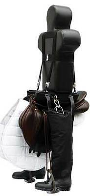 FOR HIRE: Ardall dummy rider as used by Monty Roberts for breaking / backing