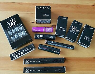 Brand New In Packaging 16 Mixed Items Of Make Up All Avon