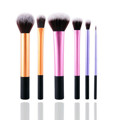 Real Techniques Makeup Brushes Set Core Collection/Travel Essentials/Starter NEW