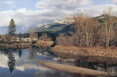 Canada  -  Enderby - Enderby Cliffs and Shuswap River  -  1999