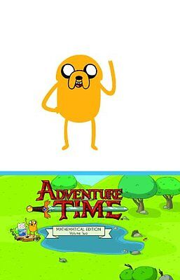 Adventure Time 2: Mathematical Edition Copertina rigida