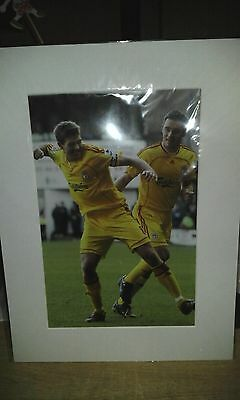liverpool fc mounted print