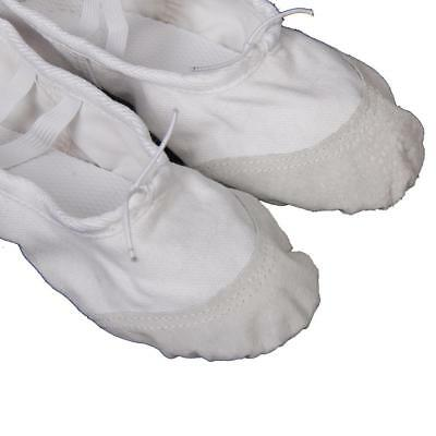 Comfortable Canvas Ballet Dance Shoes Suitable For Toddler Size 9#