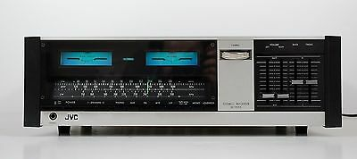 JVC JR-S100L Vintage AM/FM Stereo Receiver 1978