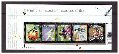 Beneficial Insects MNH Uni.# 2238a s/s