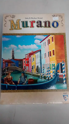 Murano board game by Mayfair. New.