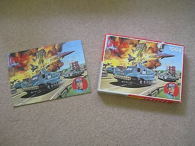 VINTAGE 1993? CAPTAIN SCARLET & MYSTERONS 100 Piece JIGSAW 1886C  Anderson,King