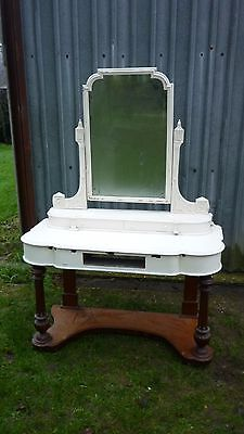 VICTORIAN DRESSING TABLE, for restoration...