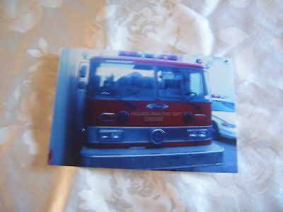 6x4 Photo of American Fire Appliance