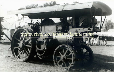 Burrell 3473 Showmans Engine, Steam Traction Engine Photograph