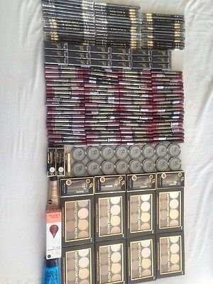 wholesale job lot of PS brand makeup/cosmetics all new & sealed - 200 items