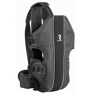 NEW Ryco Baby Carrier 4 in 1 Black Colour With 4 Different Uses