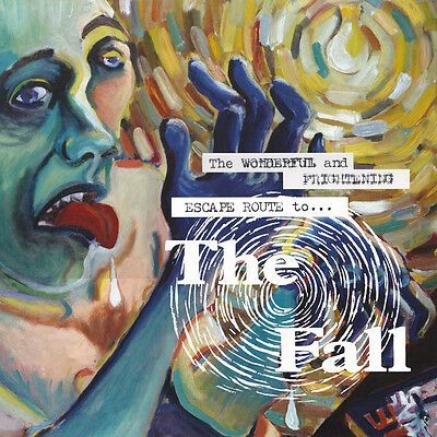 The Fall - The Wonderful and Frightening Escape Route to.. LP New Sealed Compila